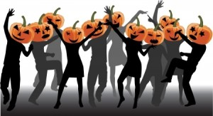 Hallowe'en Party & Family Dance @ Belvedere Community Hall