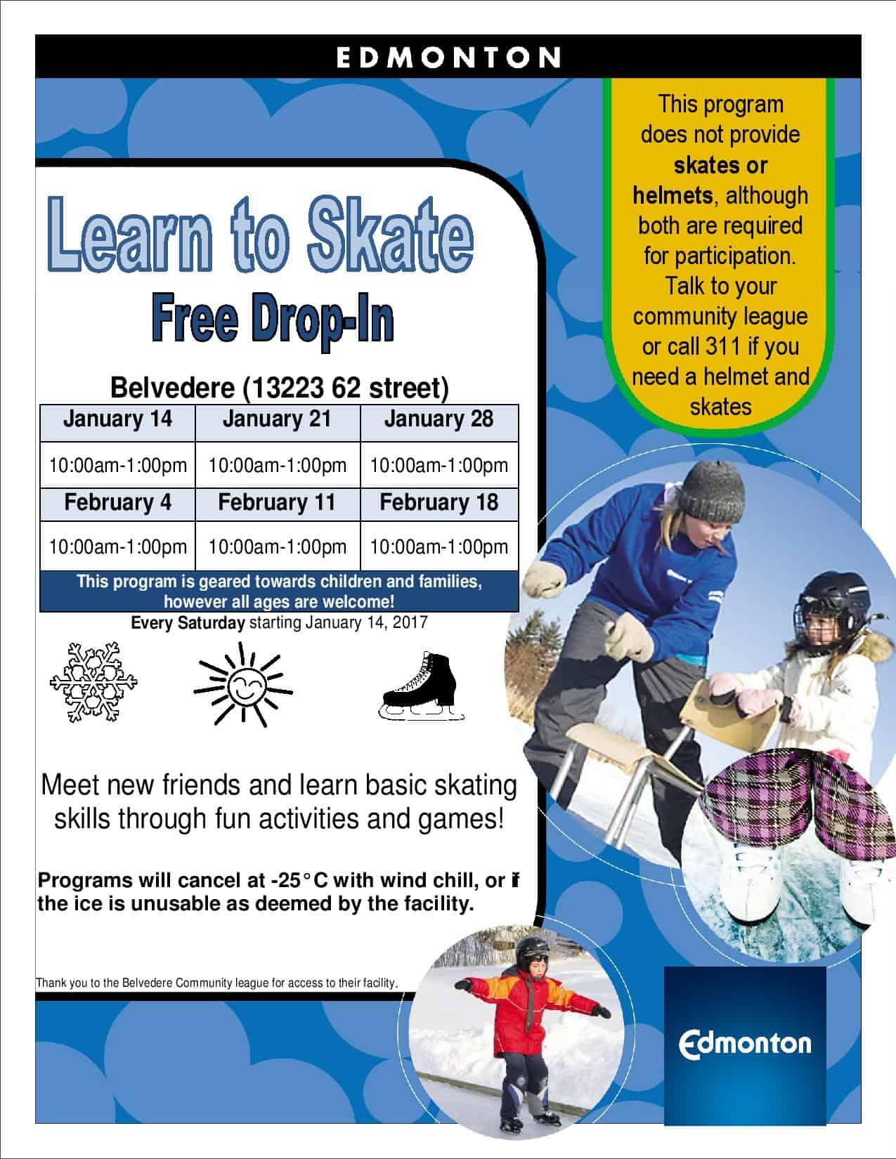 Learn to Skate Program