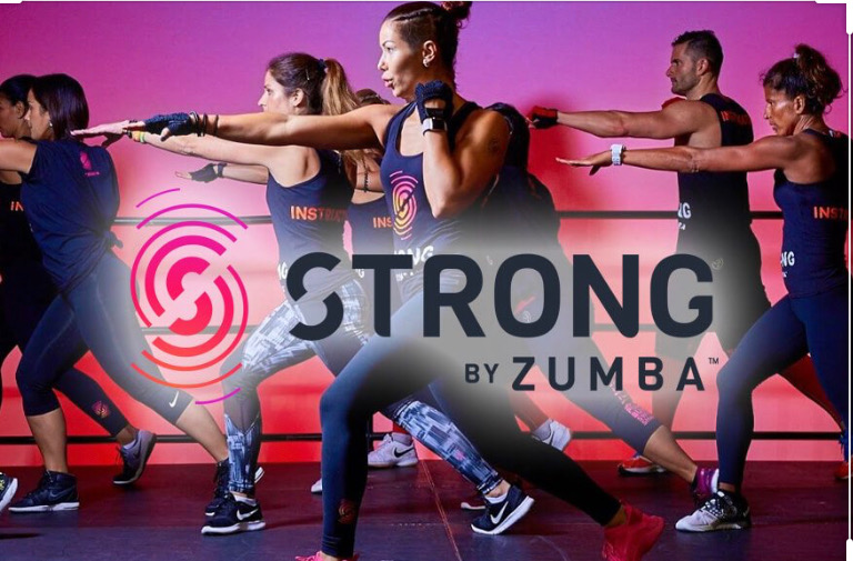 ZUMBA Strong Feb. 2 Livestream Class Link