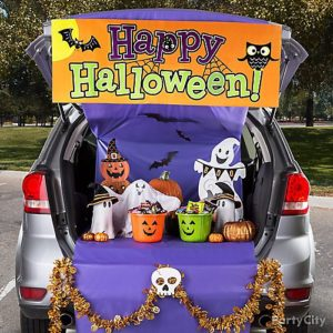 Trunk and Treat @ Belvedere Community Hall Parking Lot