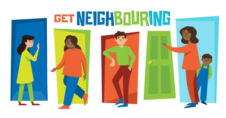 Get Neighbouring Day, June 19