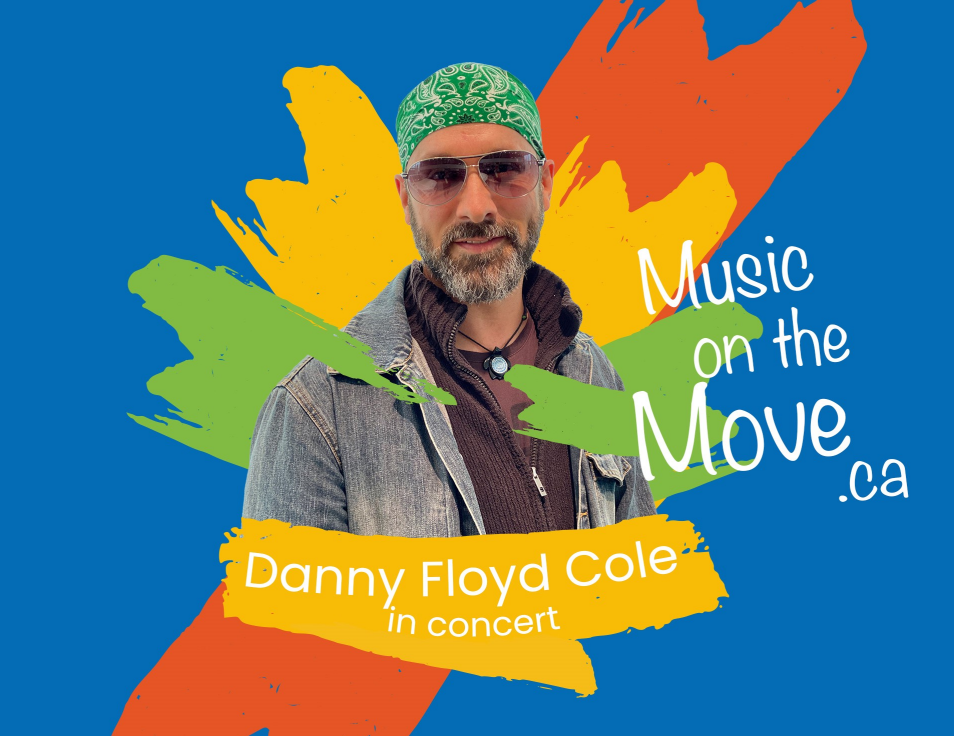 Music on the Move: Danny Floyd Cole